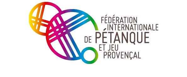 Logo de la Fédération internationale de pétanque et JP